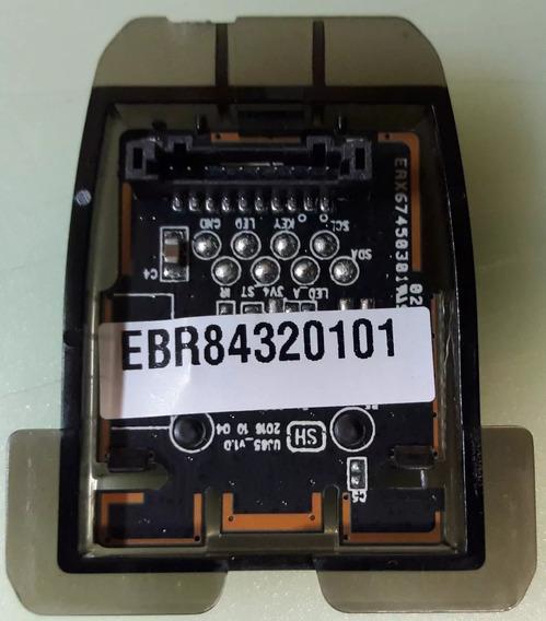 Teclado + Sensor Lg43lj5550 Novo