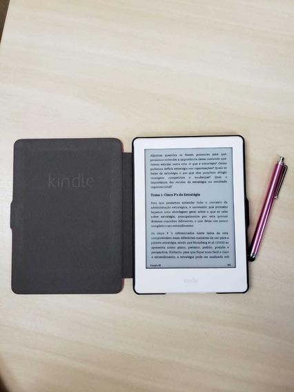 Kindle Branco Com Wi-fi, 4gb 8ger.