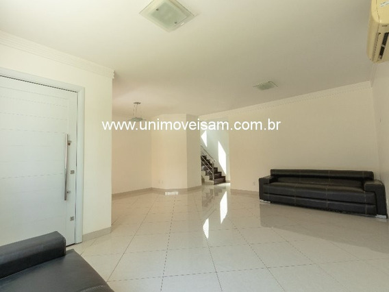 Condomínio Village Ponta Negra, 04 Suítes, Área Construída 400 M², Garagem 04 Carros - Ponta Negra. - Ca Village - 32935993