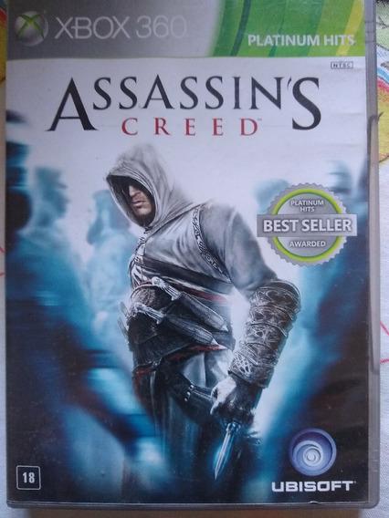 Assassins Creed 1, 2, 3 E 4 Jogo Xbox 360 Original