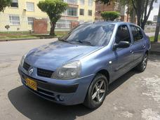 Renault Symbol Alize Mt1400cc Azul Absoluto Aa Ab
