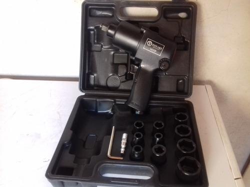 Pistola De Impacto  1/2 Con 10 Dados 9 A 27 (desp Gratis)