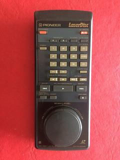 Pioneer Control Remoto Laser Disc Ver Lista D Compatibilidad