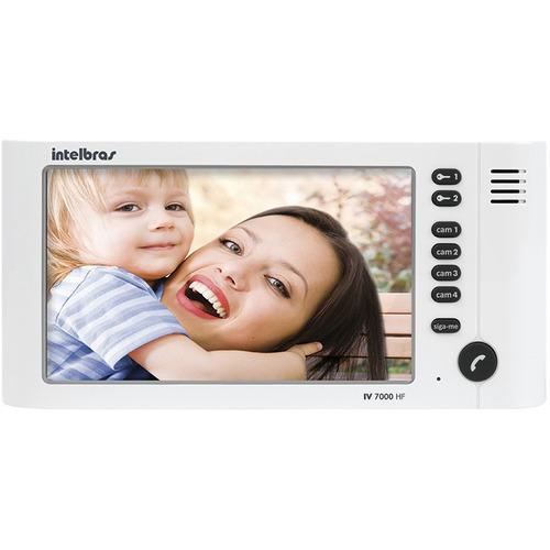 Imagem 1 de 5 de Video Porteiro Módulo Interno Iv7000 Intelbras