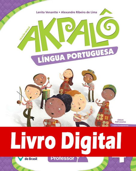 Akpalô - Língua Portuguesa - Ano 4