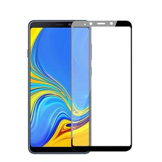 Película De Vidro Temperado Curvada 3d Galaxy A8 Plus 2018