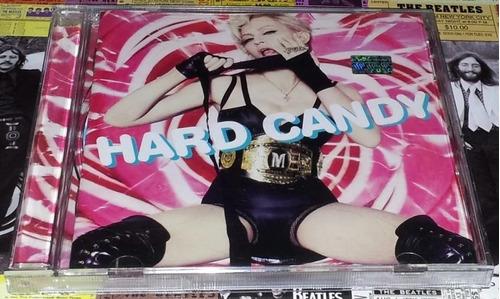 Madonna - Hard Candy - Cd (p) 2008 Casi Nuevo!