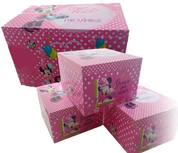 Cajas De Madera Premium Sorpresitas Cumpleaños Tematicos 50