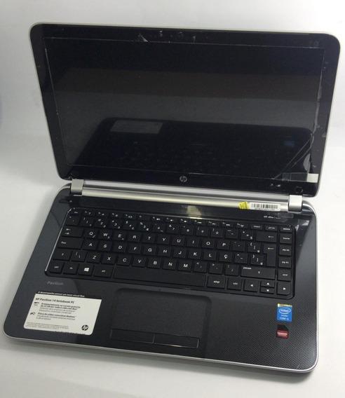 Notebook Hp 14-n030br I5 4gb 500gb Windows Led 14