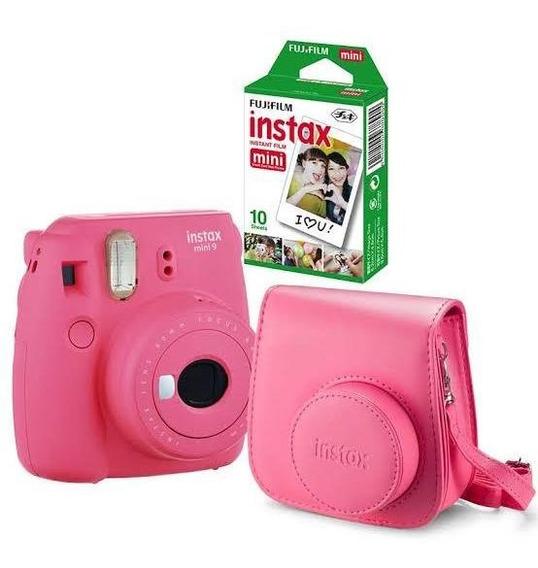 Câmera Fotográfica Insta Mini9
