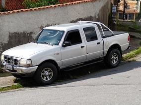 Ford Ranger 4.0 Xlt Cab. Dupla 4x4 4p 2002