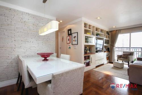 Apartamento Em Perdizes Com Uma Vista Maravilhosa! - Ap34166