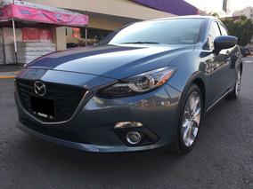 Mazda 3 2014 Grand Touring 2.5 Como Nuevo Poco Uso