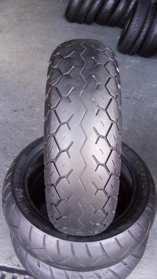 Pneu 170/80/15 Bridgestone Exedra G546 Usado Bom Shadow