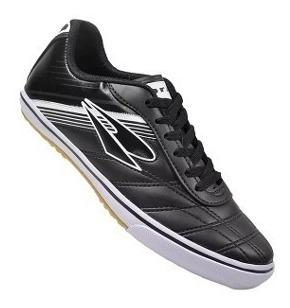 Tenis Dray Futsal Ref 851 Cor Preto X Branco