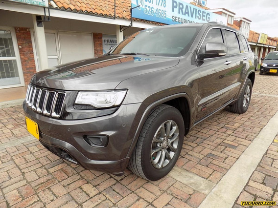 Jeep Grand Cherokee 5.7cc Hevi V8 At Aa 4x4