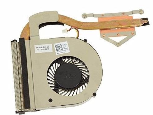 Cooler + Dissipador Otphpp P/ Dell Latitude 3440