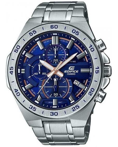 Relógio Casio Edifice Analógico Cronógrafo Efr-564d-2avudf