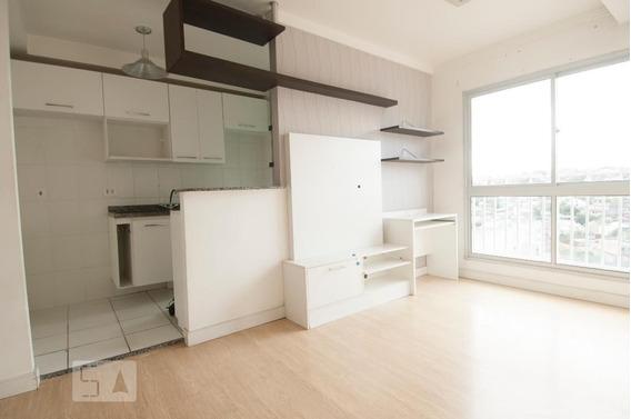 Apartamento No 9º Andar Com 2 Dormitórios E 1 Garagem - Id: 892948867 - 248867