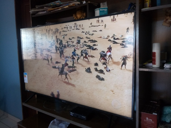 Tv Samsung 4k, 55pl, Uhdtv, 7 Série.
