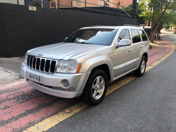 Grand Cherokee 4.7 Limited 4x4 V8 16v Gasolina 4p Automático