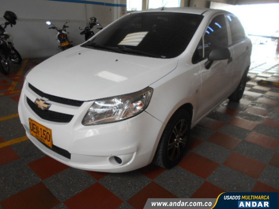Chevrolet Sail Ls 1.4