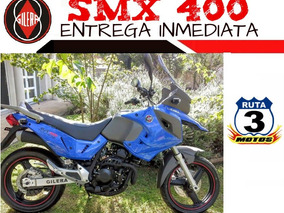 Moto Gilera Smx 400 Touring 2017