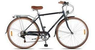Bicicleta Aurora Mondo 28 Azul Como Nueva!!!