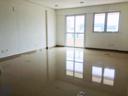 Sala Comercial Locação - Centro, Santos - A12957