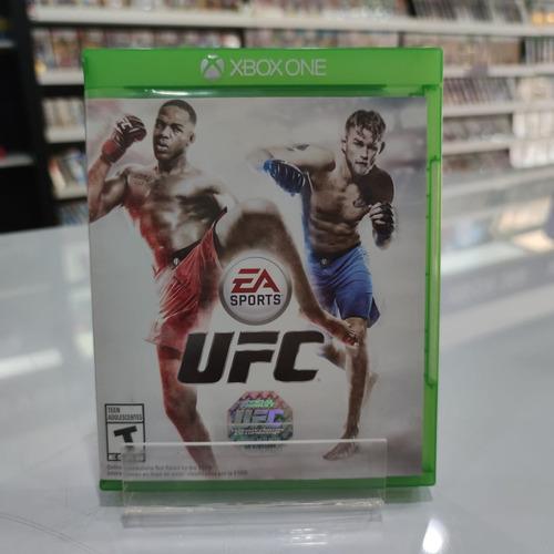 Ufc 1 Xbox One Completo