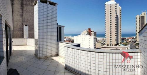 Imagem 1 de 30 de Cobertura À Venda, 230 M² Por R$ 1.620.000,00 - Praia Grande - Torres/rs - Co0032