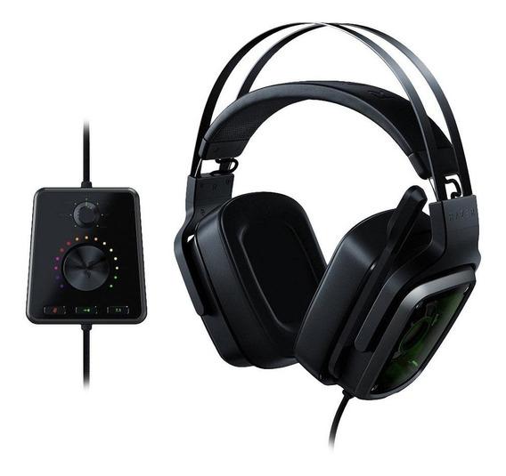 Headset Gamer Razer Tiamat 7.1 V2 - Usb - *com Caixa*