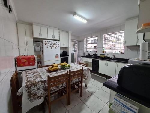 Sobrado À Venda, 270 M² Por R$ 860.000,00 - Taboão - São Bernardo Do Campo/sp - So20540