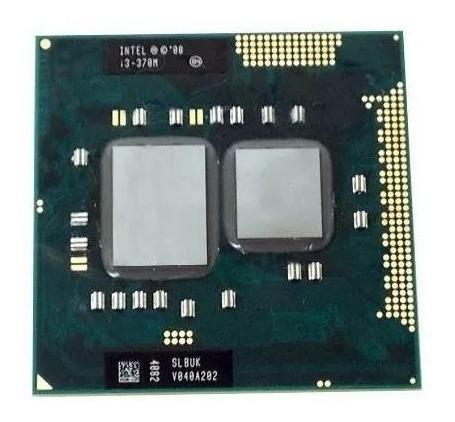 Processador Notebook Intel Core I3-370m