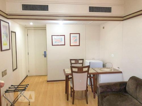 Apartamento À Venda - Jardim Paulista, 1 Quarto,  31 - S893131469