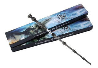 Varita De Sauco Dumbledore Harry Potter 35cm