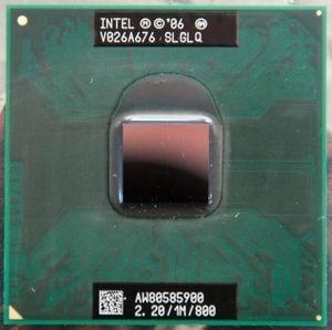 Processador Intel Mobile Celeron 2.20 Ghz 1m 800mhz Slglq