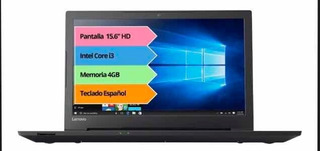 Notebook Lenovo L3 8gb 500gb 15.6 Pulgadas Dvdrw V110 12c