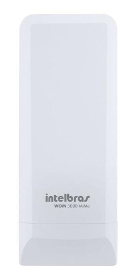 Antena Cpe Wireless Intelbras Wom 5000 5ghz 12dbi