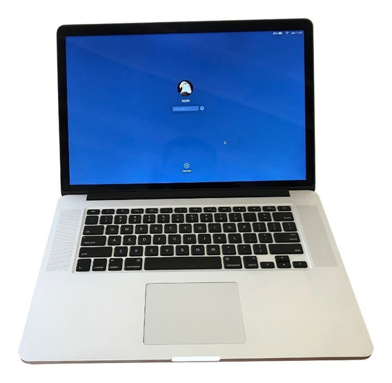 Macbook Pro 15 Retina Core I7 Perfeito Estado