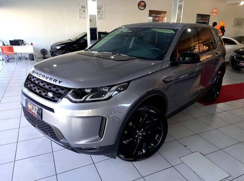 Imagem 1 de 7 de Land Rover Discovery Sport 2.0 D180 Turbo Diesel Se
