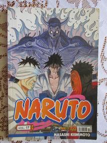 Naruto 51 - Primeira Publicação - Masashi Kishimoto