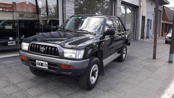 Toyota Hilux 3.0 D/cab 4x4 D Dx 2003