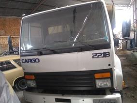 Lindo Caminhão Ford 2218 Único Dono