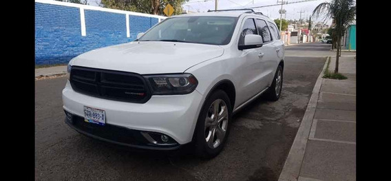 Dodge Durango 3.6 V6 Limited Mt 2014