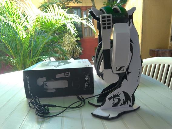 Sennheiser Gsp 300 (branco) C/nf!