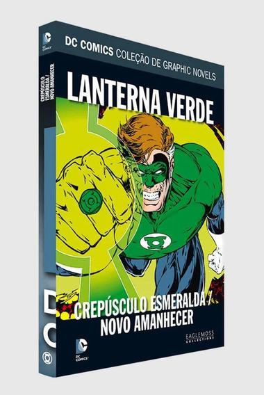Dc Graphic Novels. Lanterna Verde. Crepúsculo Esmeralda.