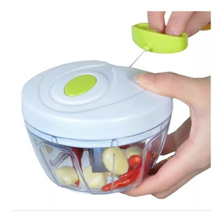 Cortador Para Verdura Manual Food Chopper Picador Salsa