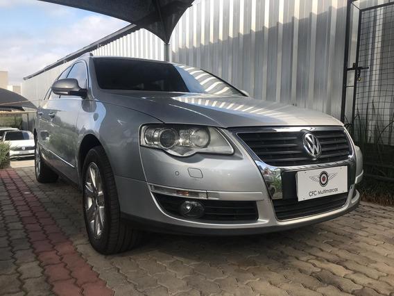 Volkswagen Passat Variant 2.0 T 2008/2009 (gas.) - Prata