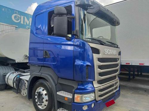 Scania 440 6x4 2013 Revisada C/ Rodas De Alumínio
